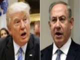 President Trump, PM Netanyahu Hold First White House Talks