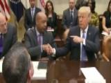 President Accuses Mainstream Media Of Ignoring Successes