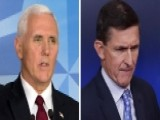 Pence 'disappointed' Over Flynn Situation