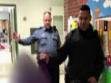 Police Forced To End 'high Five Friday' At Children's School