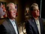 President Bush Shares Stories Behind 'Portraits Of Courage'