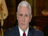 Pence: Americans Saw The President I Work With Every Day