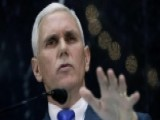 Pence Promises Action On ObamaCare As GOP Divisions Remain