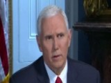 Pence Says The CBO's Estimates Of The Health Bill Are Off