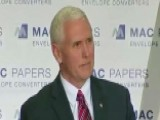 Pence: The ObamaCare Nightmare Is About To End