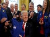 President Trump Gives NASA Funding A Boost