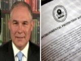 Pruitt: Undoing Climate Change Agenda Means Opportunity