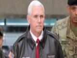 Pence Draws Hardline Against North Korean Aggression