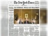 Press Whacks Trump Tax Cut