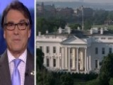 Perry On Leaks: Trump Needs 'truly Loyal' People Around Him