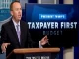 President Trump's Priorities Reflected In Spending Plan