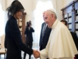 Pope Asks Melania What She Feeds Trump: Pizza Or Potizza?