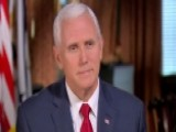 Pence: Paris Deal Put 'extraordinary Burden' On US Economy