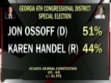 Polls Show Tight Race Ahead Of Georgia Special Election