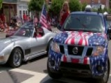 Proud American: On 000019E1 The Parade Route In Southport, NC