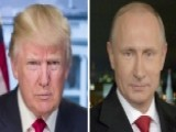President Trump Set To Meet With Putin At G20 Summit