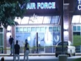 Possible Pipe Bomb Attack At Oklahoma Air Force Office