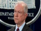 President Trump Regrets Hiring Sessions As Attorney General