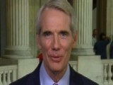 Portman: We Are A Lot Closer To Tax Reform Than Health Care