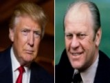 Presidential Historian Compares Donald Trump And Gerald Ford