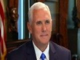 Pence: Trump Open About Sessions, Still Recognizes Good Work