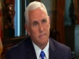 Pence: We Want To Give Americans Freedom Over Health Choices
