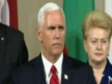Pence: We Hope For Better Days, Relations With Russia