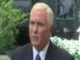 Pence Reassures Allies, Denounces Russian Aggression