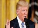 President Trump Signs Russian Sanctions Bill