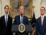 President Trump Unveils Plan To Halve Legal Immigration