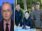 Peters On North Korea: Military Conflict May Be Inevitable