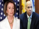 Pelosi And Booker Call For Removal Of Confederate Statues