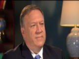 Pompeo: Fallacy That President Does Not Like Intel Community