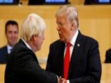 President Trump Meets Allies Ahead Of UN Speech