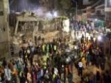 Powerful Earthquake Devastates Central Mexico