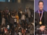 Protesters Interrupt Comey Speech At Howard University
