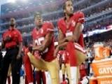 President Trump Slams NFL Anthem Kneelers