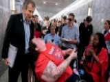 Protesters Removed From Senate Health Care Reform Hearing