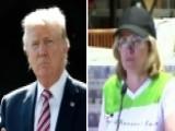 President Trump Criticized For Response To San Juan Mayor