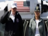 President Trump, First Lady Speak Out In Puerto Rico