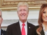 President Trump Talks Of 'calm Before The Storm'