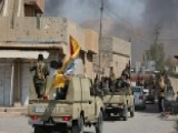 Pro-Iraqi Fighters Clash With Kurdish Troops In Kirkuk