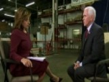 Pence Outlines President Trump's Framework For Tax Reforms