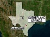 Police: 20-24 People Killed In Texas Church Shooting
