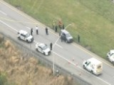 Pennsylvania State Police Trooper Shot During Traffic Stop