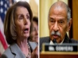 Pelosi Changes Tune On Conyers: He Should Resign