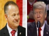 President Trump: Get Out And Vote For Roy Moore