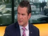 Pete Hegseth: The Media Are In Cahoots With The Democrats
