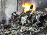 Plane Crashes In Costa Rica Kills 12