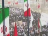 President Trump Expresses Support For Iranian Protesters